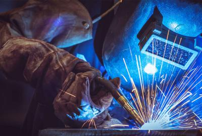 MEM05050B Perform routine gas metal arc welding