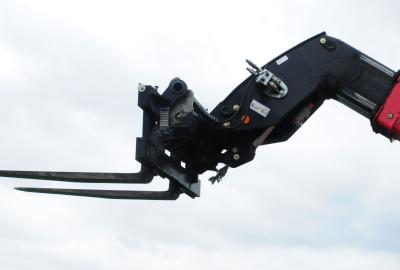 RIIHAN309F Conduct telescopic materials handler operations